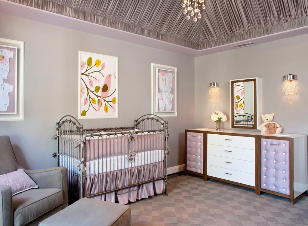 Idei de amenajare moderna a camerei copilului