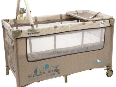 Cele mai recomandate paturi pentru bebelusi